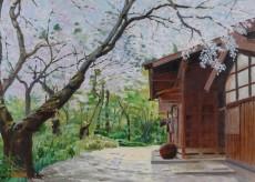 寺田康人:春の山荘